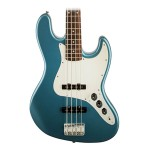 Squier Affinity Jazz Bass Electric Bass Lake Placid Blue