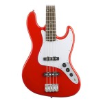 Fender Squier Affinity Series Jazz Bass - RW Race Red