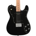 Squier By Fender Tele Custom 2 Guitar in Black