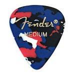 Fender 351 Shape Classic Picks (12-Pack) - Confetti Medium