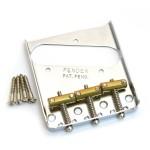 Fender Vintage Telecaster 3-Saddle Bridge - Chrome