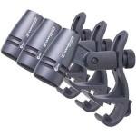 Sennheiser 3-Pack of E604 Dynamic Cardioid Clip Drum Mics
