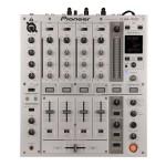 Pioneer DJM-700 Standard Mid-Range Professional Digital DJ Mixer