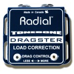 Radial Tonebone Dragster Guitar Wireless Load Correction Device