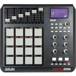 Akai MPD26 USB/MIDI Pad Controller