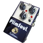 Fulltone Plimsoul Overdrive Distortion Effects Pedal