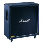 Marshall 1960b Straight Extension Guitar Cabinet