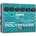Electro Harmonix Stereo Polyphase Effects Pedal