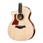 Taylor 214ce Grand Auditorium Acoustic Electric Cutaway Left Handed