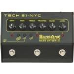 Tech 21 PBDR Sans Amp Programmable Bass DI