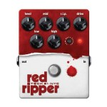 Tech 21 SansAmp Red Ripper Bass Fuzz Distortion