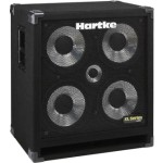 "Hartke 4.5xl 4x10 with 1x5"" Horn Bass Cabinet 8-Ohm 400-Watt"