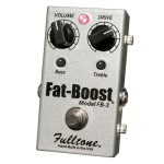 Fulltone FB-3 Fat Boost 3 Guitar Effects Pedal