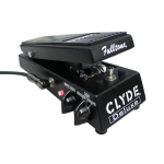 Fulltone CDW Clyde Deluxe Wah Pedal