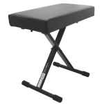 On Stage KT7800 Deluxe 4 Position X-Style Bench