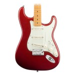 Fender American Deluxe Stratocaster V Neck Black with Case