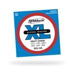 D'Addario EXL145 Heavy Plain 3rd 12-54