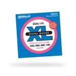 D'Addario ESXL170 Long Scale Double Ball End 45-100