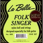 LaBella No.830 Nylon Classical Strings (Ball End)