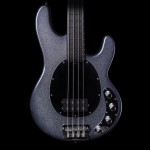 Ernie Ball Music Man String Ray Bass Starry Night w/ Case