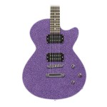 Daisy Rock Debutante Rock Candy Electric Guitar Cosmic Purple