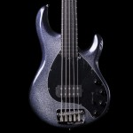 Ernie Ball Music Man String Ray 5 String Bass In Starry Night w/ Case