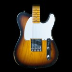 Fender Custom Shop 2015 1955 Esquire 2-Color Sunburst Ltd Ed w/ Case