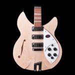 Rickenbacker 1993 Plus 12-String Guitar In Mapleglo