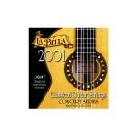 La Bella 2001 Light Tension Classical Guitar Strings