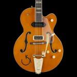 Gretsch G6120 Eddie Cochran Signature Electric Guitar Western Maple Stain