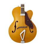 Gretsch G100CE Synchromatic Archtop Cutaway Electric Guitar in Natural