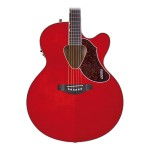 Gretsch G5022CE Rancher Jumbo Cutaway Acoustic/Elec Guitar In Savannah Sunset