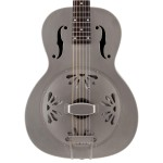 Gretsch Root Series G9201 Honeydipper Resonator Nickel Plated Brass Body