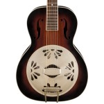 Gretsch G9240 Alligator Biscuit Round 2 Tone Sunburst Guitar