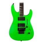 Jackson SLX X Series Soloist Slime Green Electric Guitar