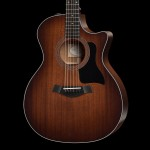 Taylor 324CE w/ ES2 System Mahogany Acoustic-Electric Guitar w/ Case