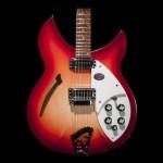 Rickenbacker 330 Fireglo Electric Guitar