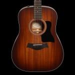 Taylor 360e 12-String Dreadnought Guitar w/ ES2 System, Shaded Edgeburst w/ Case