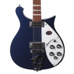 Rickenbacker 620 Electric Guitar in Midnight Blue with Case