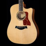 Taylor 710ce Acoustic / Electric Guitar in Natural with Case