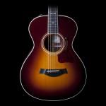 Taylor 2014 712E 12-Fret Grand Concert Acoustic-Electric - Sunburst w/ Case