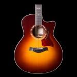 Taylor 716ce 2013 Prototype Grand Symphony w/ ES2 System - TSB w/ Case