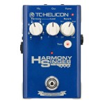 TC Helicon Harmony Singer Guitar Controlled Reverb, Harmony and Tone Pedal