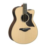 Yamaha AC6R Handcrafted Series Limited Edition Acoustic Electric Guitar W/Case
