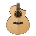 Ibanez Exotic Wood AEW120BG-NT Acoustic-Electric Guitar