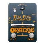 Orange Amp Detonator Buffered ABY Switcher