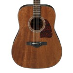 Ibanez AW54 3/4 Sized Dreadnought Acoustic Guitar Natural