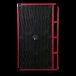 Phil Jones C8 Compact 8x5 Bass Cab Red