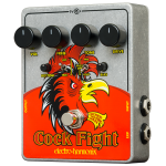 Electro Harmonix Cock Fight Fuzz / Filter Pedal