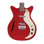 Danelectro '59 Vintage 12-String Red Metallic Electric Guitar